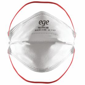 EGE FFP3 700 N95 Ventilsiz Maske 100'lü