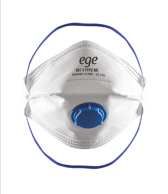 EGE FFP2 601 N95 Ventilli Maske 30'lu