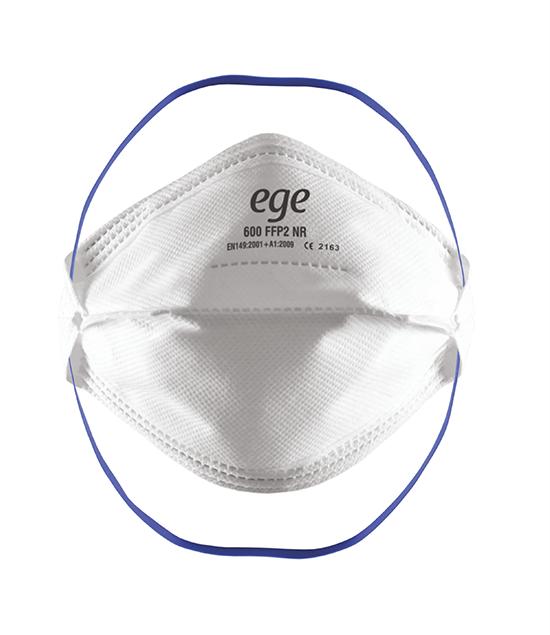 EGE FFP2 600 NR D N95 Ventilsiz Maske 10'lu Paket