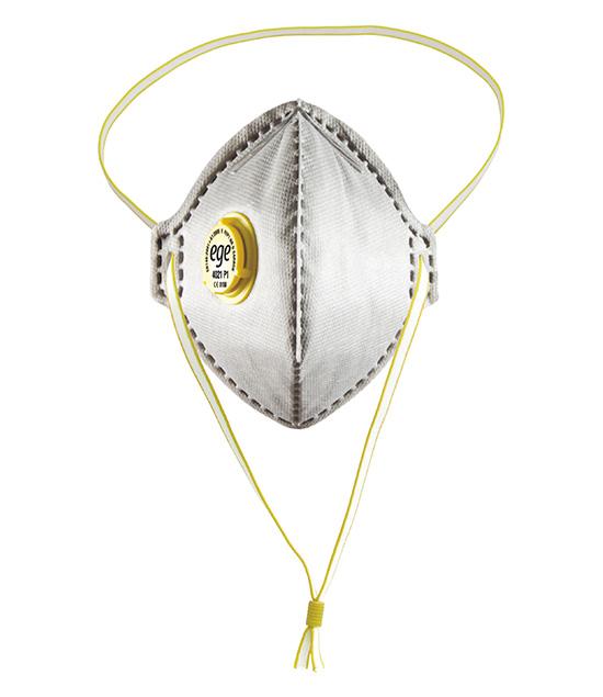 EGE 4021 V FFP1 NR D Aktif Karbon Ventilli Maske 100'lü