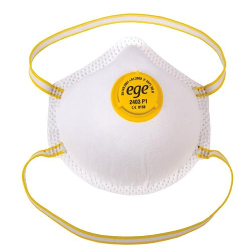 EGE 2403 V FFP1 NR D Ventinli Maske 10'lu